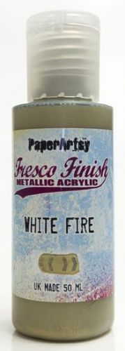 Fresco Finish - White Fire
